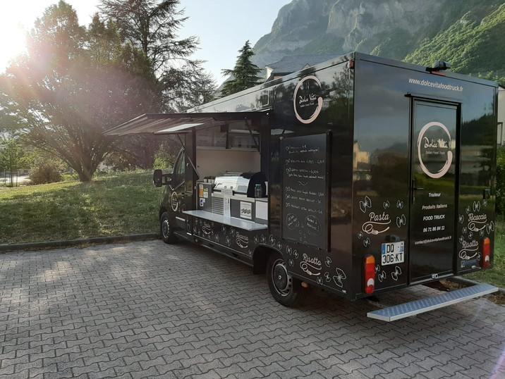 Food Truck Dolce Vita - Mairie Montmélian