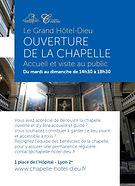 Chapelle Hotel Dieu Horaires Ouverture