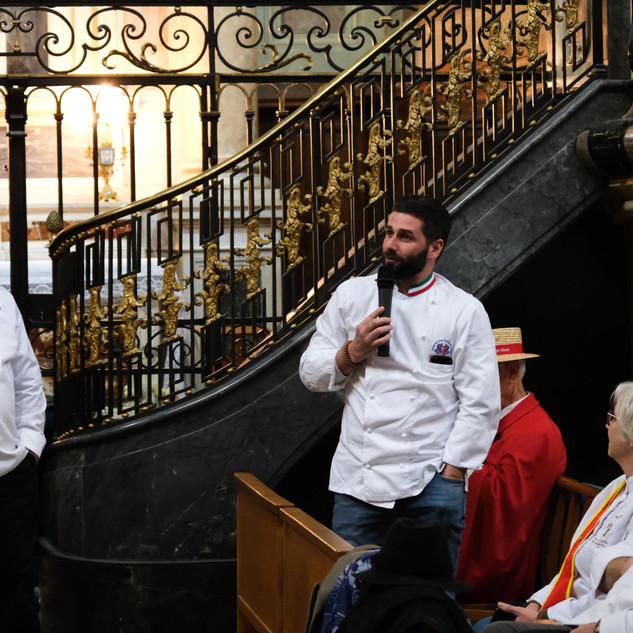 Le chef italien