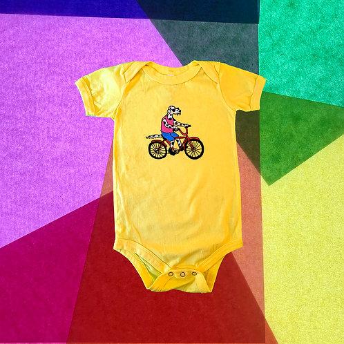 See Spot Bike Onesie (18 - 24 months)