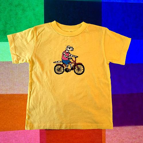 See Spot Bike Kids Tee