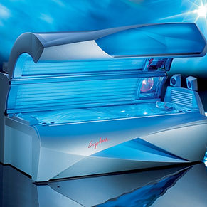 Affinity 600 tanning bed