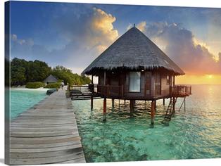 Maldives or Bust