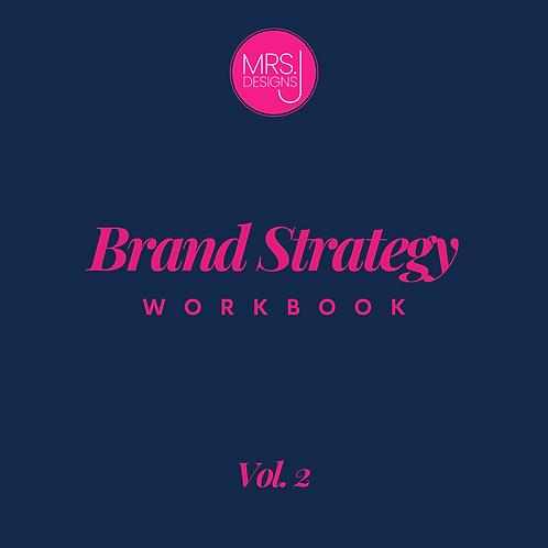 Brand Strategy Workbook Vol. 2