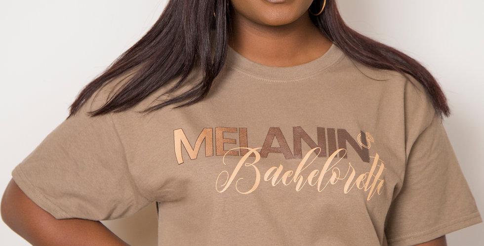 Melanin Bachelorette Signature Tee