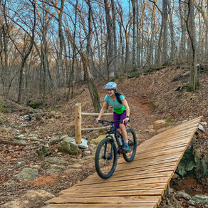 Thoughts on the First Singletrack Rides with Kiddos