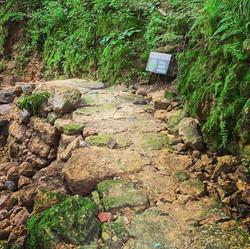 trail rehab rock armor _Middleton