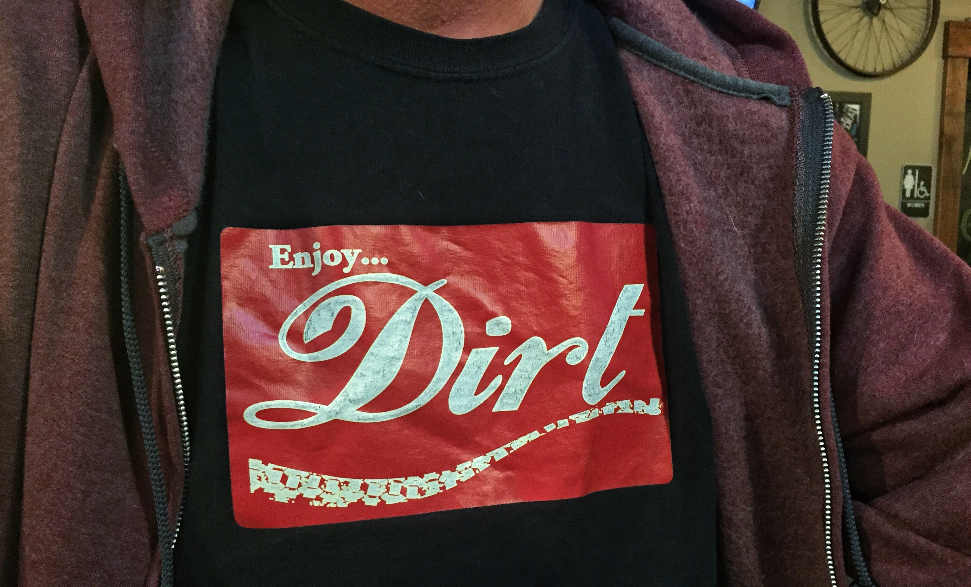 enjoy dirt