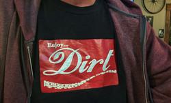 enjoy dirt