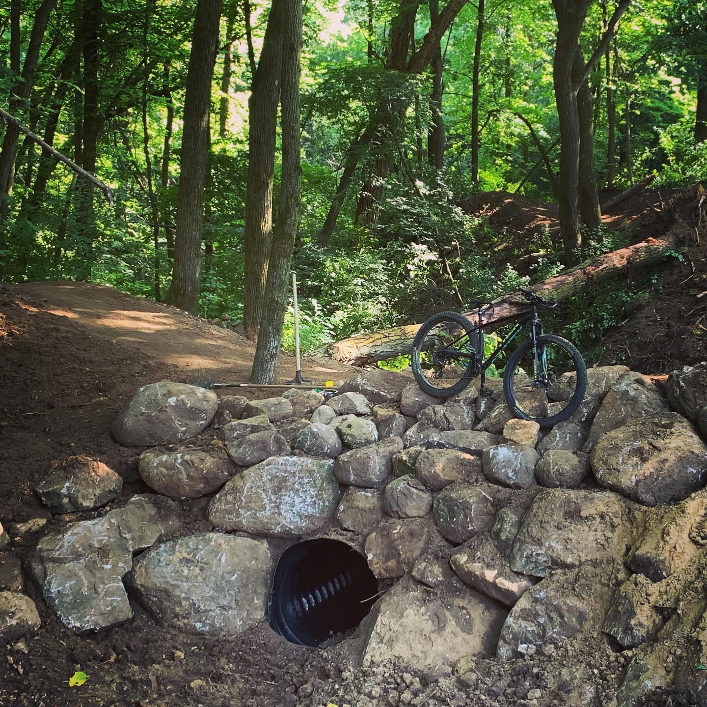 drainage rehab  _Middleton