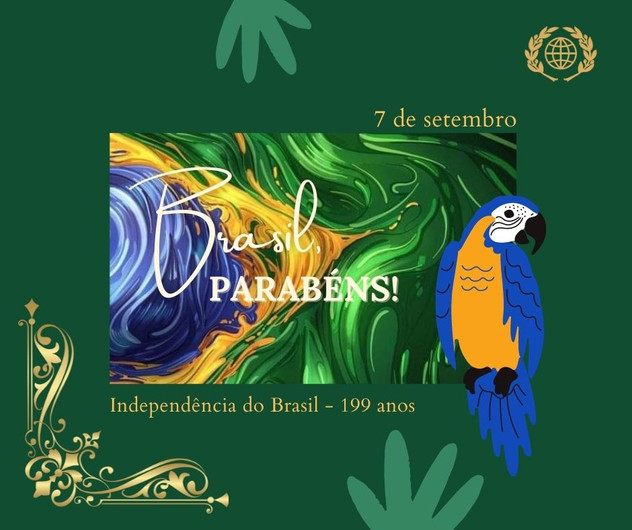 Independência do Brasil - 199 anos