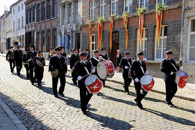 DSC_2369 musique pompiers rue des Carmes