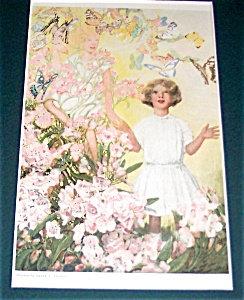 Antique & Vintage Prints : Children: Fairies Sarah Stilwell