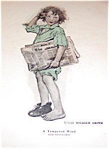 Antique & Vintage Prints : Children: Jesse Willcox Smith