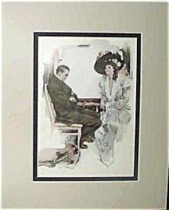 Art Howard Chandler Christy Print