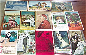 Antique Postcard Lot Of 25