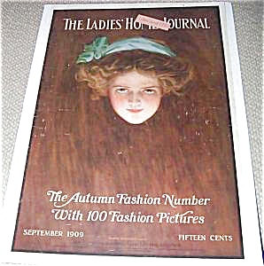Vintage Magazines Back Issues Harrison Fisher Cover Art Print