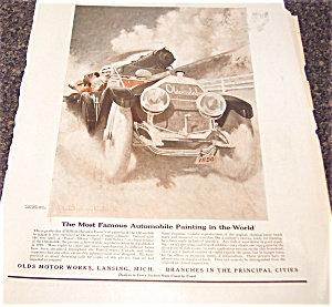 Vintage Ads & Illustrations ; Oldsmobile W H Foster