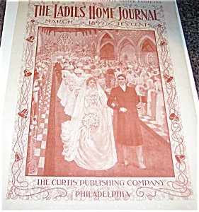 Antique & Vintage Prints : Victorian Wedding : Bride & Groom