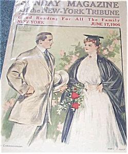Vintage Print Magazine Covers Henry Hutt Graduation