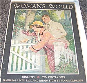 Antique & Vintage Prints : Honeymoon Couple; Romance