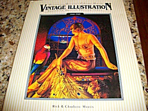 Vintage Art Calendar Artists 1900-1960 Hardcover Book Dj