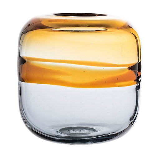 Lexcia vase en verre