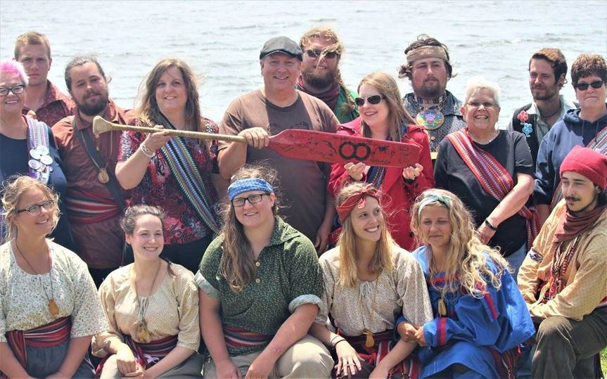 MNO Youth Canoe Expedition comes to Guelph