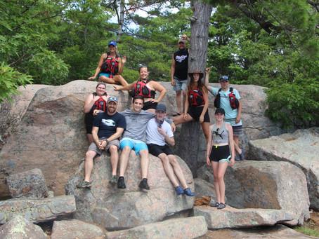 Camping at Killbear: An Infinite Reach Summer Break Camp