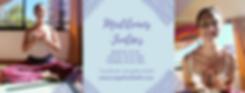 Pale Blue Line Bordered Fashion Facebook