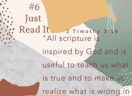 #6 Read It!
