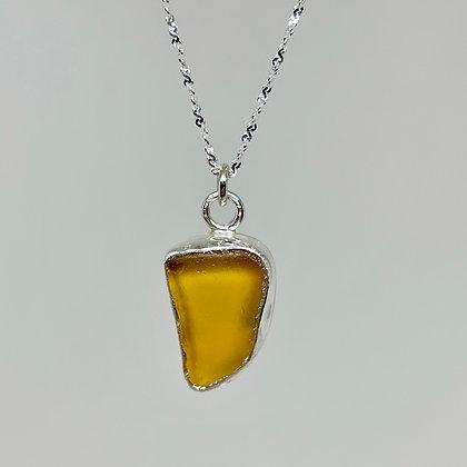 Yellow Seaglass