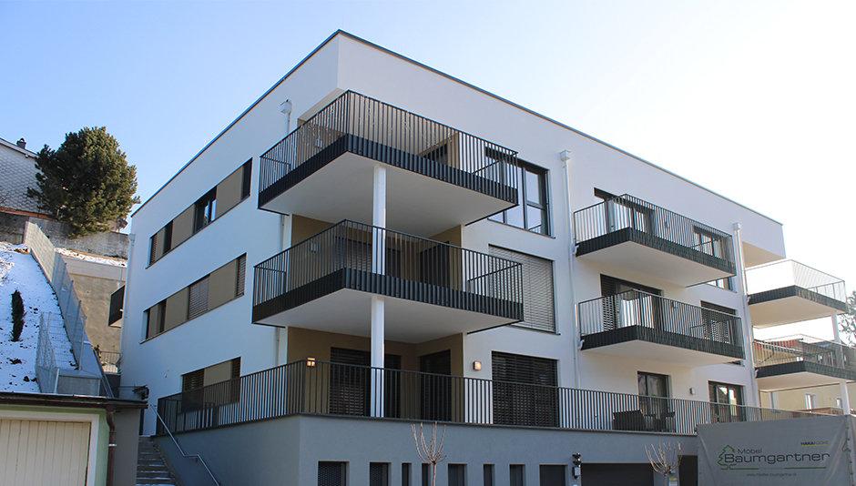 Wohnhaus Gmunden Kachelofen