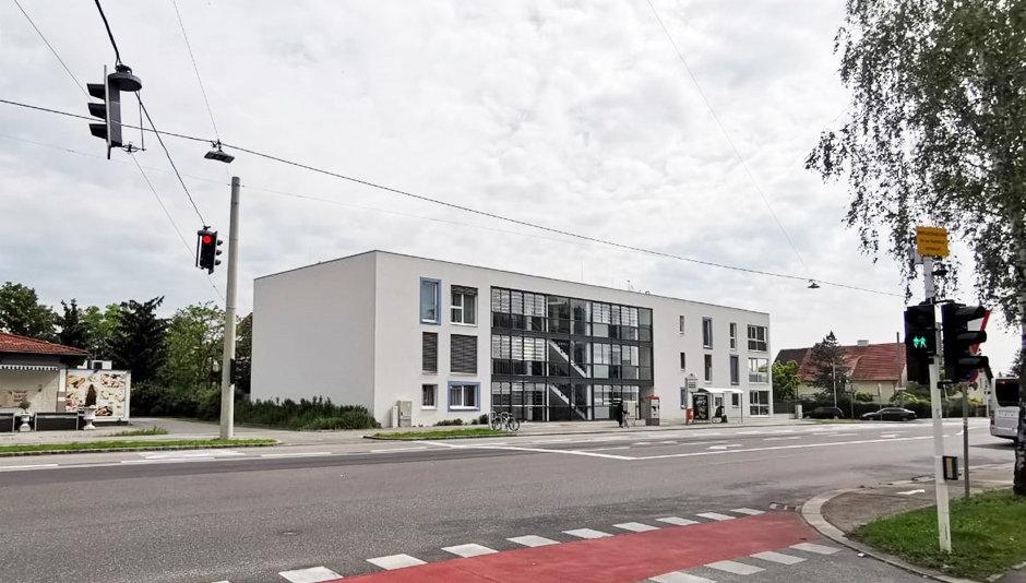 Wohnbau Dauphinenstraße