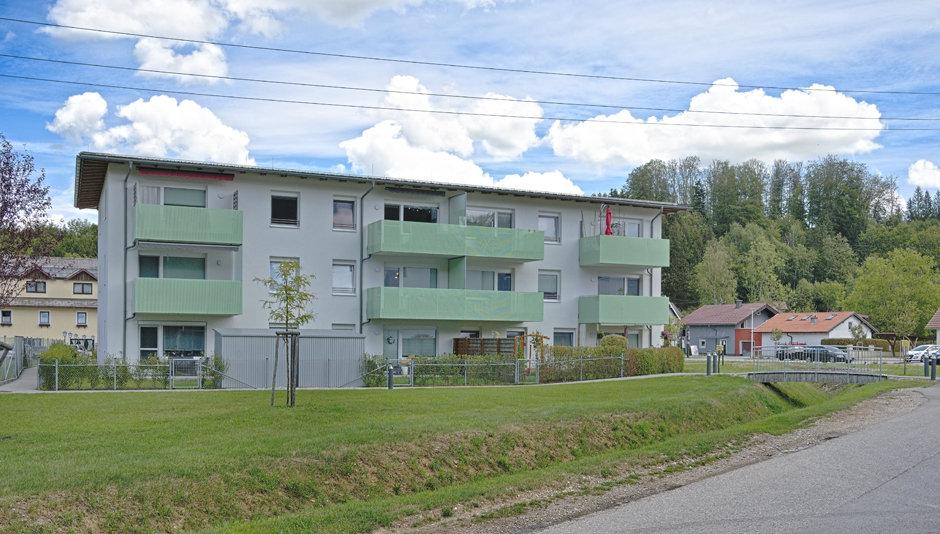 Wohnbau Pinsdorf