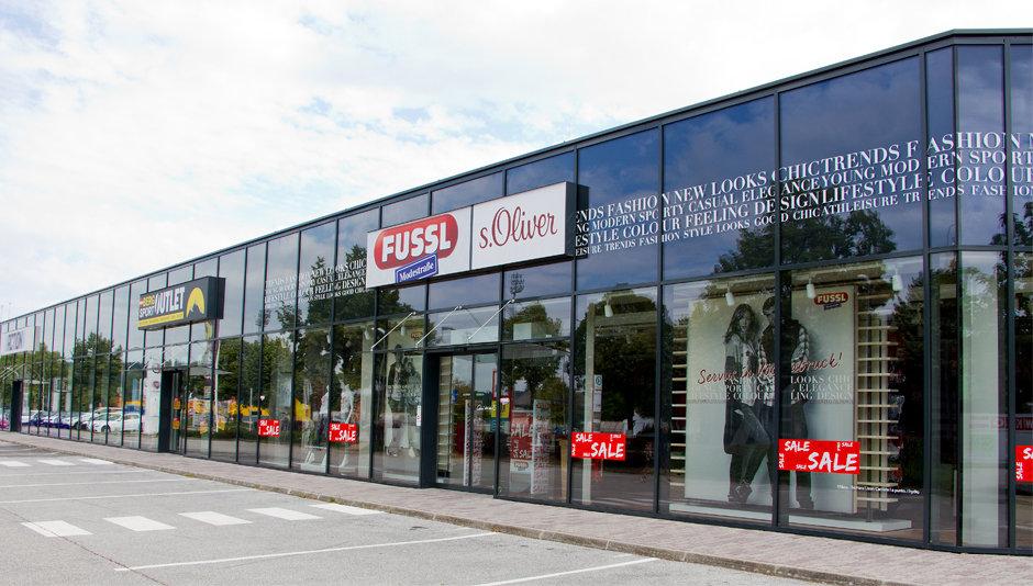 Fachmarktzentrum Vöcklabruck