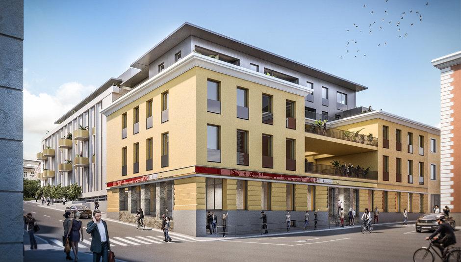 Postgebäude Gmunden
