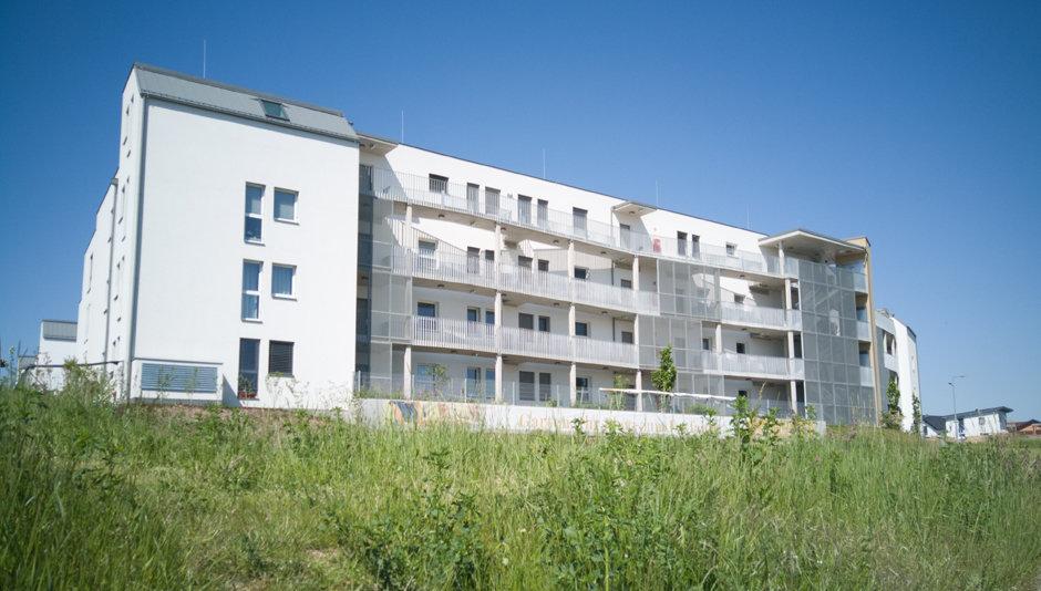 Wohnbau Mistelbach BA1