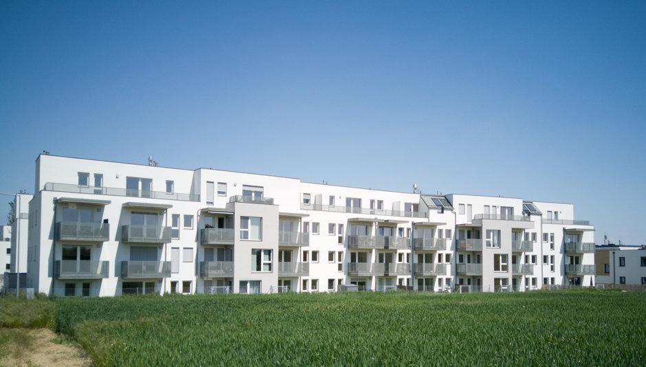 Wohnbau Mistelbach BA2