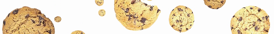 cookies-falling-down-on-white-background