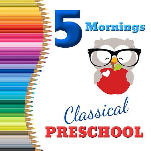 5 Mornings-a-week
