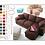 Thumbnail: 單人/兩人/三人+腳踏貴妃梳化組合A165-1048