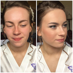 wedding makeup artist, Shrewsbury, Shropshire
