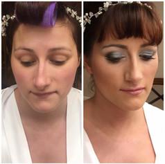wedding makeup artist, Bridgnorth, Shropshire