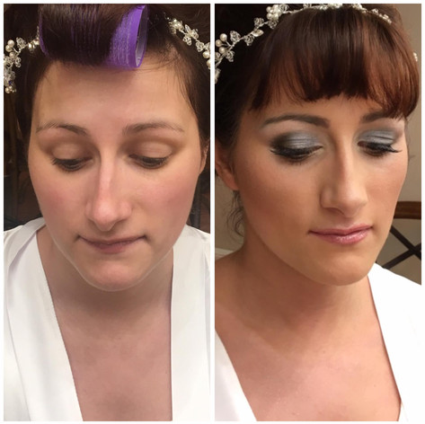wedding makeup artist, Bridgnorth, Shropshire