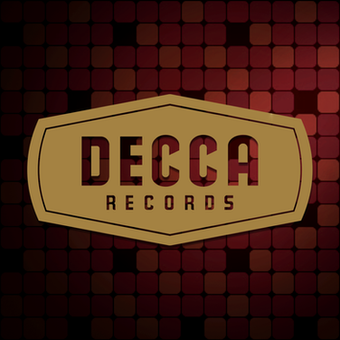 Decca Records music label