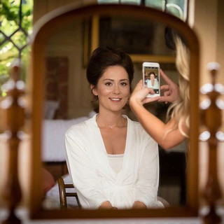 wedding makeup artist in cheshire