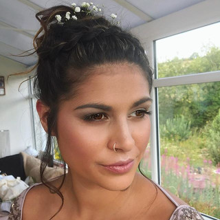professional makeup artist in shropshire
