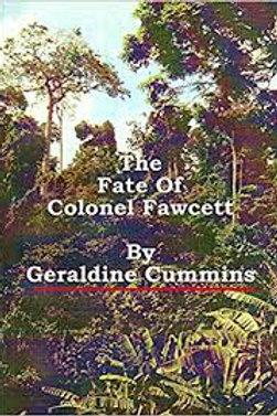 The Fate of Colonel Fawcett e-Book