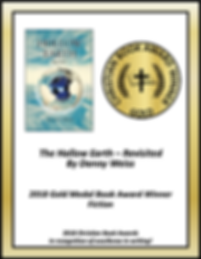 The Hollow Earth Award Winning Certifica